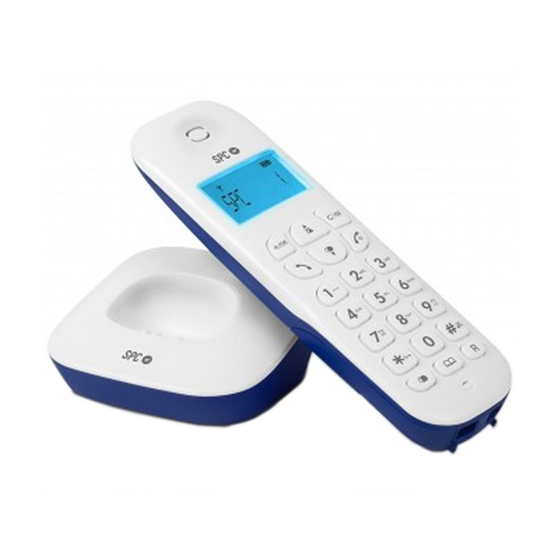 SPC 7300A Telefono DECT NEW AIR Azul