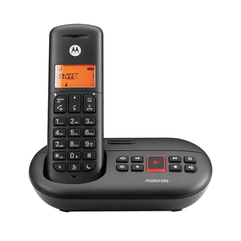 MOTOROLA E211 Telefono DECT Contestador