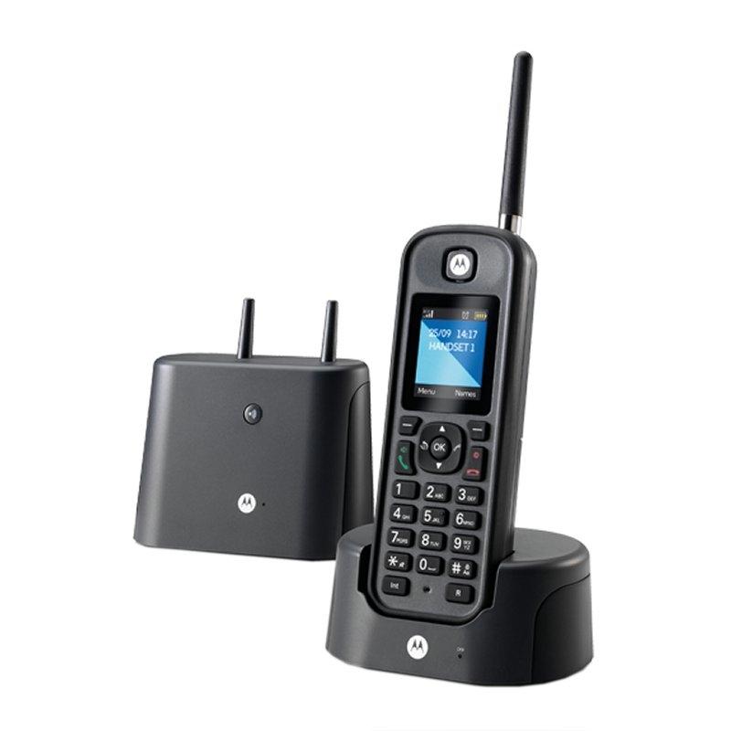 MOTOROLA O201 Telefono DECT Largo Alcance