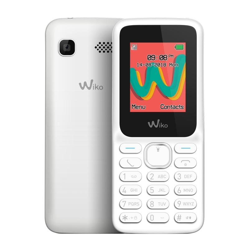 Wiko Lubi5 Plus Telefono Movil 1.8