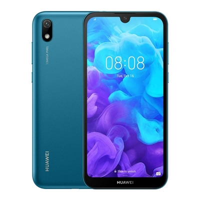 """HUAWEI Y5 2019 5.7"""" HD+ Q2GHz 16GB 2GB Azul"""