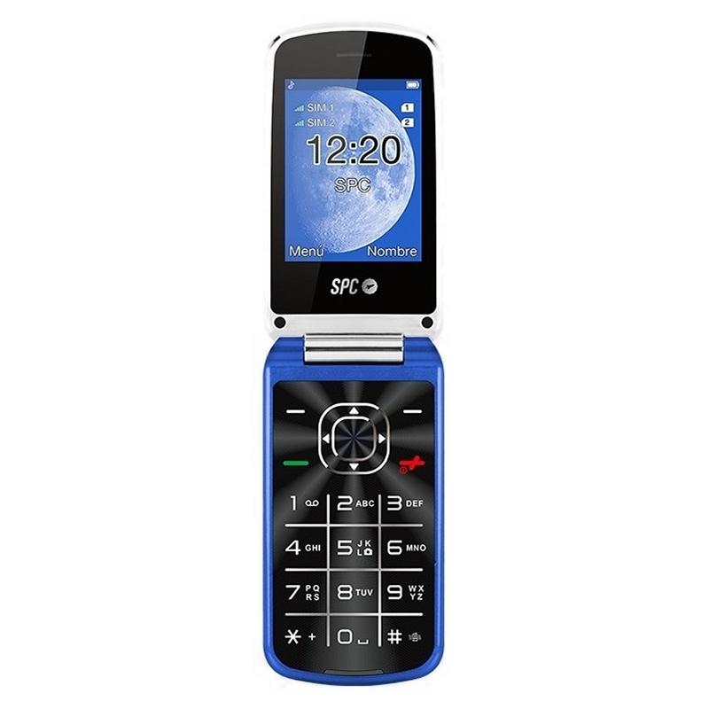 SPC 2315A Epic Telefono Movil BT FM Azul