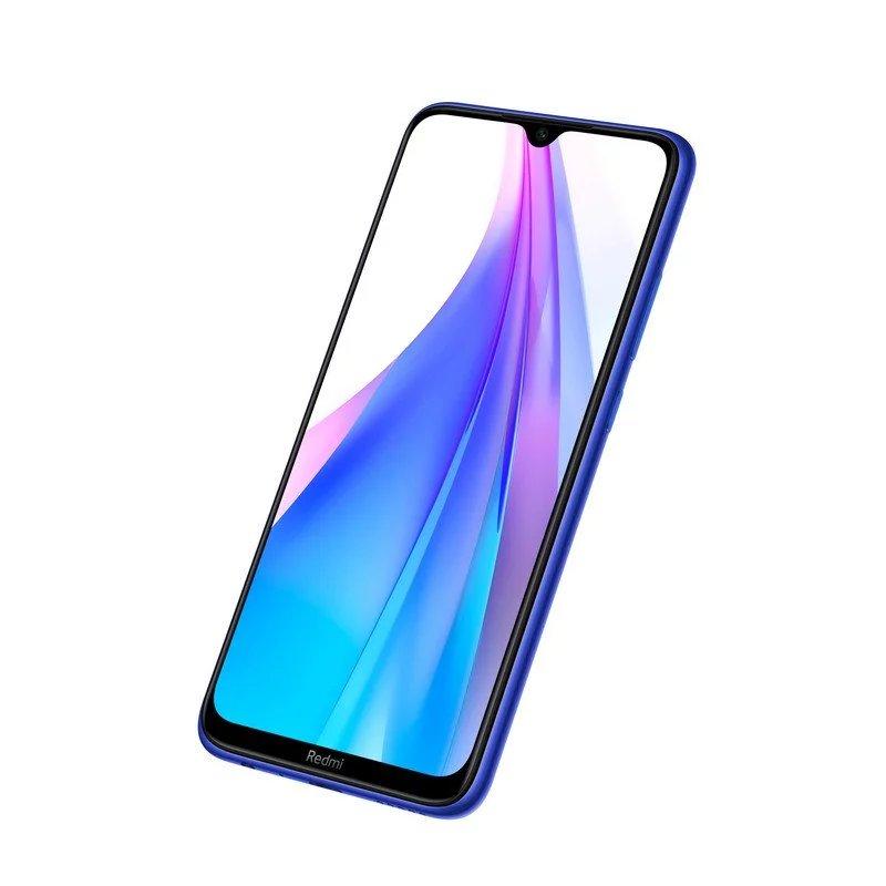 "XIAOMI Redmi Note 8T 6.3"" OC2GHz 32GB 3GB Azul"