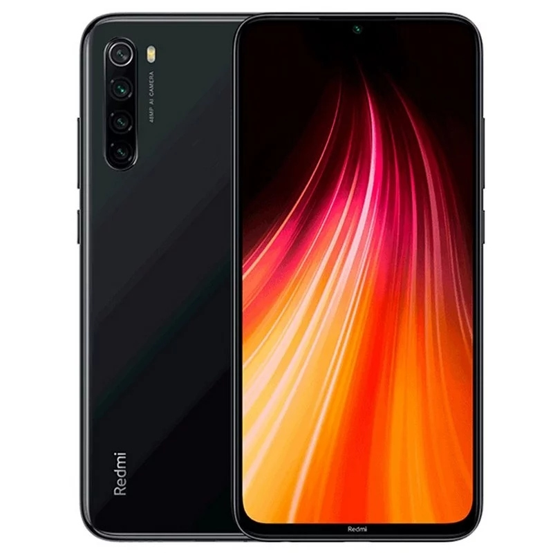 XIAOMI Redmi Note 8 6,3' 64Gb 4Gb Space Black