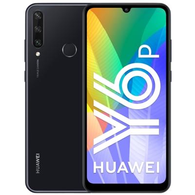 HUAWEI Y6P 6,3 PULGADAS HD+ QC2.0GHZ 64GB 3GB NEGRO