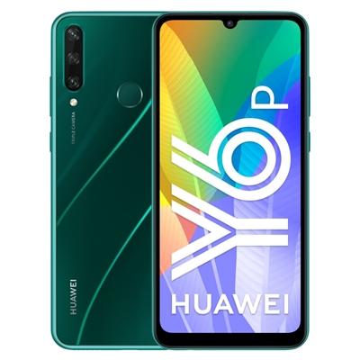 HUAWEI Y6P 6,3 PULGADAS HD+ QC2.0GHZ 64GB 3GB VERDE