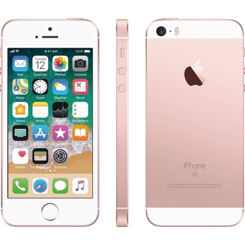 CKP iPhone SE Semi Nuevo 32GB Oro Rosa