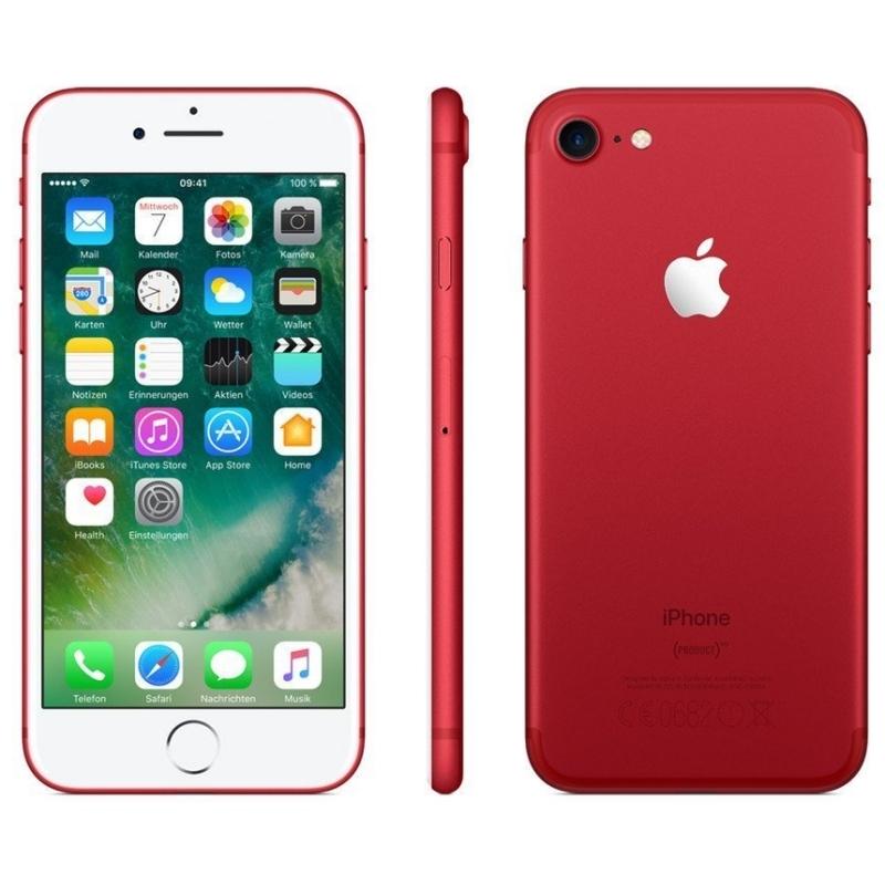 CKP iPhone 7 Semi Nuevo 128GB Rojo