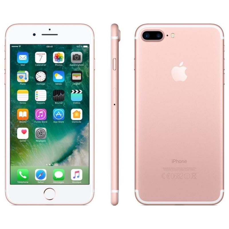 CKP iPhone 7 Plus Semi Nuevo 32GB Oro Rosa