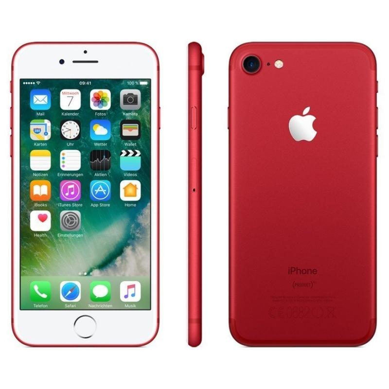 CKP iPhone 7 Plus Semi Nuevo 128GB Rojo