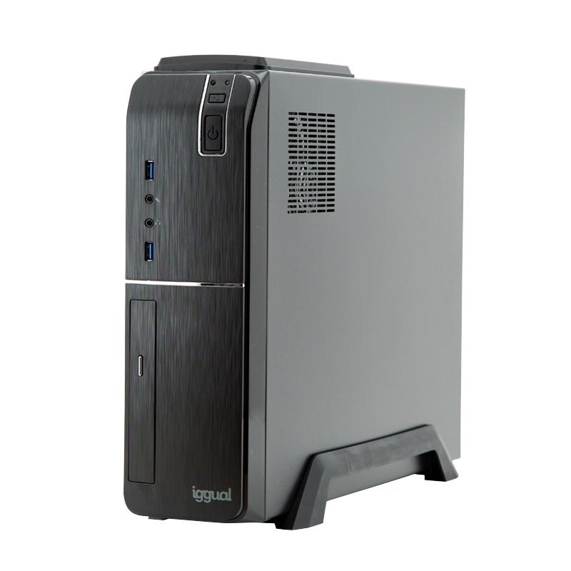 iggual PC SFF PSIPC334 i3-9100 8GB 240SSD W10Pro