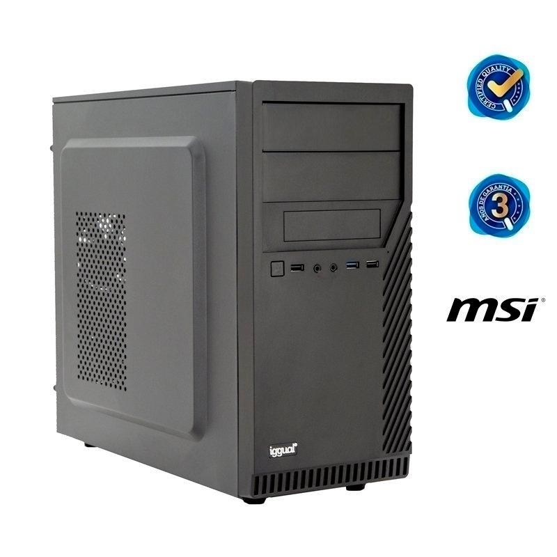 iggual PC ST PSIPCH434 i5-9400 8GB 240SSD sin SO