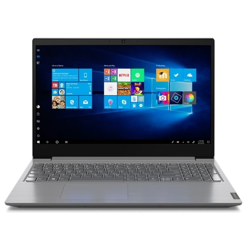 Lenovo V15 AMD R5-3500U 8GB 256SSD W10 15.6