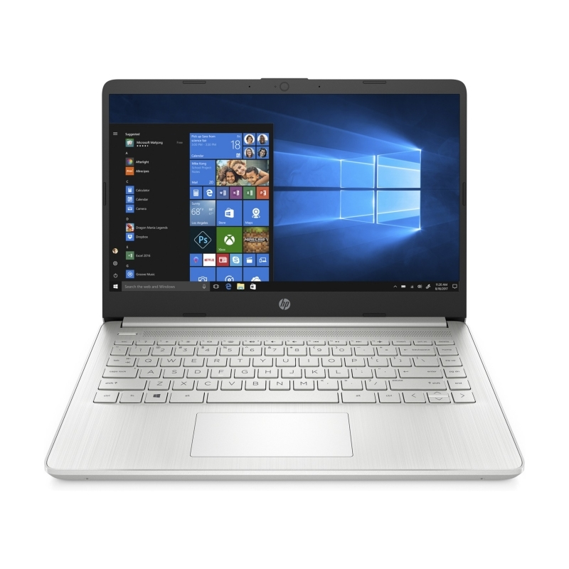 HP 14S-DQ1029NS i5-1035G1 8GB 256SSD W10 14