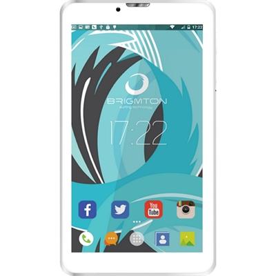 Brigmton Tablet 7 Pulgadas Hd Ips 3g Btpc-ph6 Qc Dsim Blan