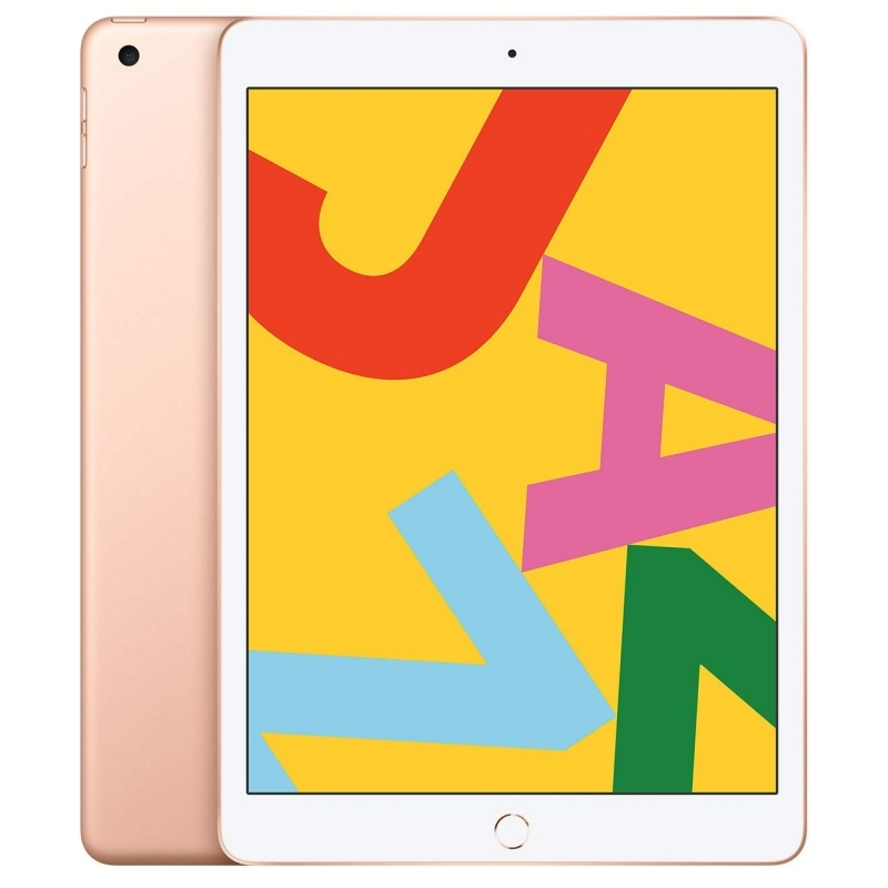 Apple iPad 10.2 Wi-Fi 32GB 2019- Gold