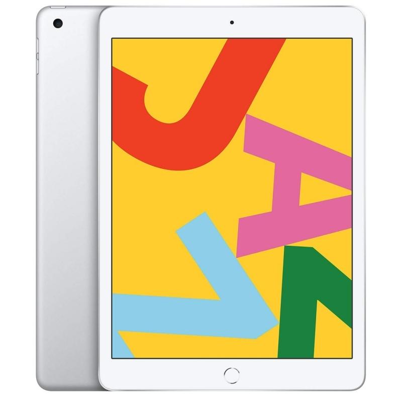 Apple iPad 10.2 Wi-Fi 128GB 2019- Silver