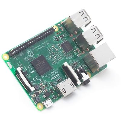 Raspberry Pi 3 TYPE B A53 1GB 4xUSB HDMI Wifi BT
