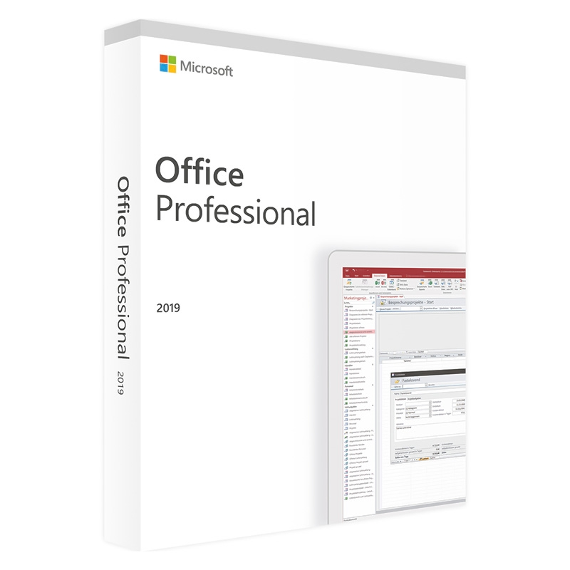 Microsoft Office 2019 Profesional ESD