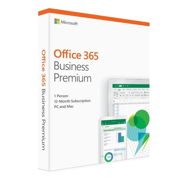 Microsoft Office 365 Empresa Premium S.anual (1u)