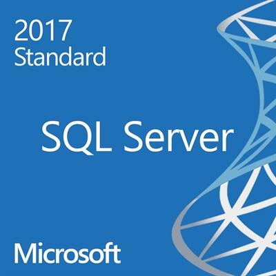 Microsoft SQL Server  2017 Standard Open