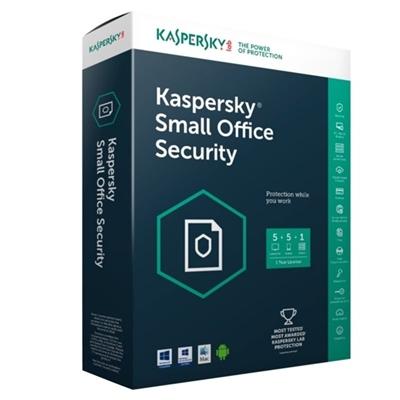 Kaspersky Small Office Security v6 2serv+ 20pts 1A