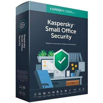 Kaspersky Small Office Security v7 10+1 ES