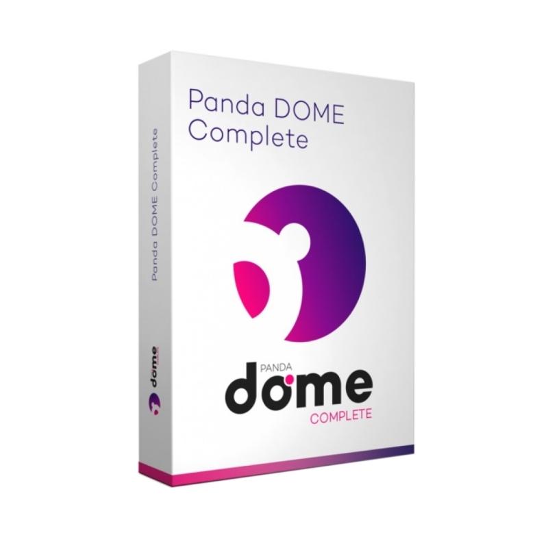 Panda Dome Complete Dispositivos Ilimit /1Año