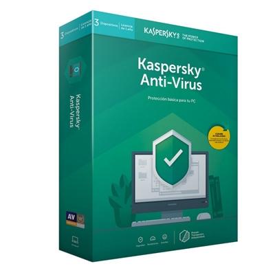 Kaspersky Antivirus 2019 3L/1A