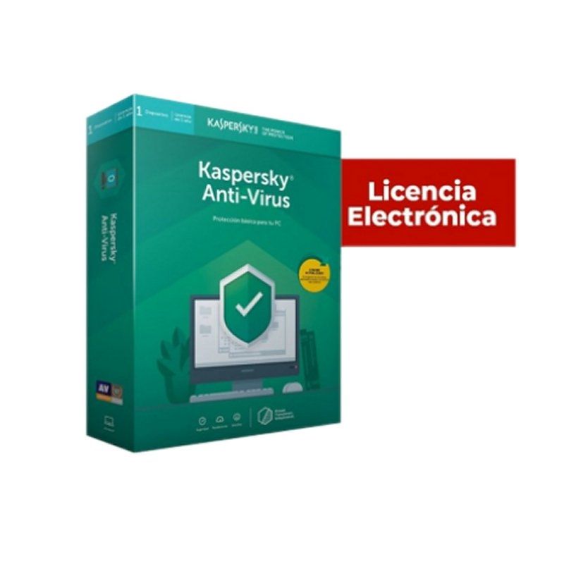 Kaspersky Internet Security 2019 1L/1A RN ESD
