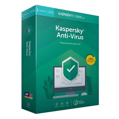Kaspersky Antivirus 2020 1L/1A