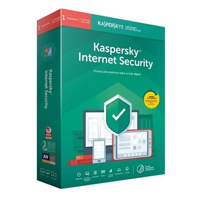 Kaspersky Internet Security MD 2020 1L/1A
