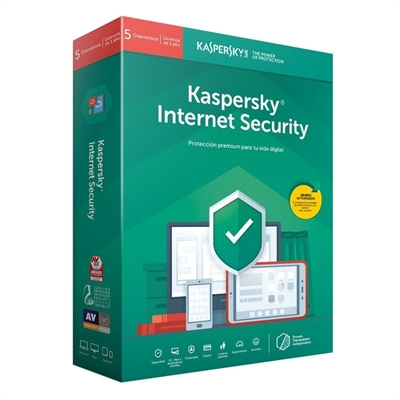 Kaspersky Internet Security MD 2020 5L/1A