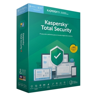 Kaspersky Total Security MD 2020 3L/1A