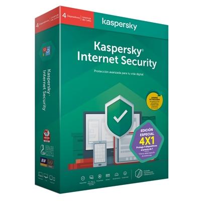 Kaspersky Internet Security MD 2020 4L/1A