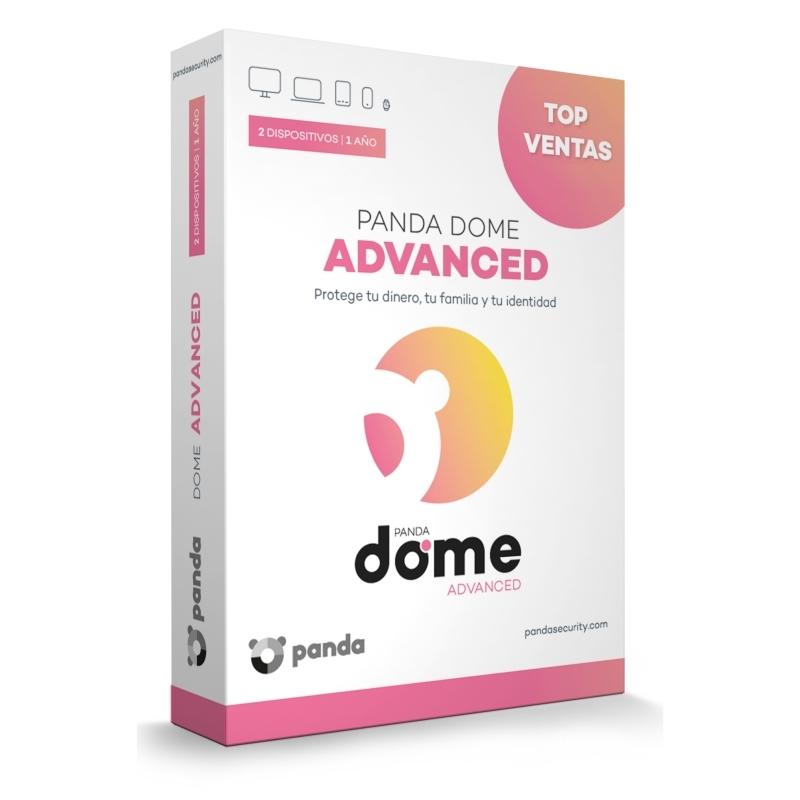Panda Dome Advance 2 Dispositivos /1Año