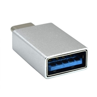 EWENT EW9643 Adap.USB 3.1 Tipo A H/ USB 3.1 Tipo C