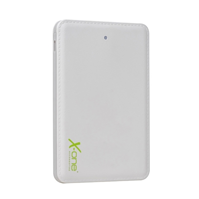X-One PB3000W PowerBank 3000mAh 3en1 Blanco