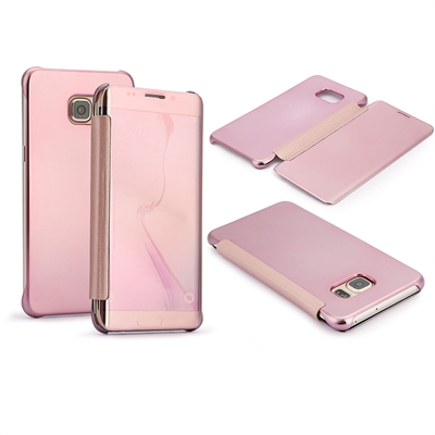 X-One Funda Libro View Samsung S8 Plus Rosa