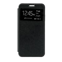 X-One Funda Libro Soporte Huawei Y6 2018 Negro