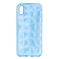 X-One Funda Diamante 3D iPhone X Azul