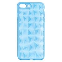 X-One Funda Diamante 3D iPhone 7/8 Plus Azul