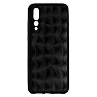 X-One Funda Diamante 3D Huawei P20 Plus Negro