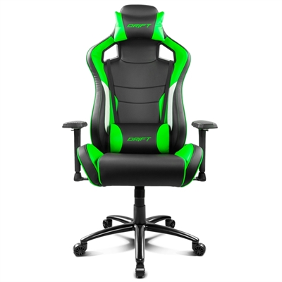 Drift Silla Gaming DR400 Black/ Green