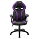 Mars Gaming Silla MGC118 Neg/Morada GAS-LIFT CL4