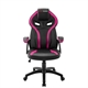 Mars Gaming Silla MGC118 Negra/Rosa GAS-LIFT CL4