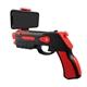 Omega Pistola Bluetooth Gaming Negro+Rojo