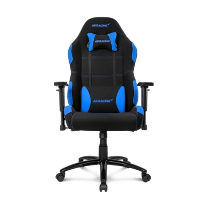 AKRacing Silla Gaming Core Series EX-Wide Negro/Az