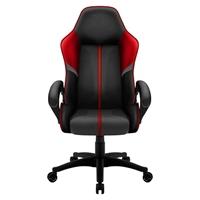 Thunderx3 Silla Gaming BC1BOSS fire grey red premi