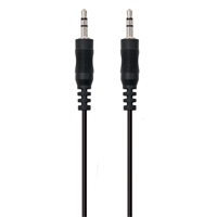 Ewent CABLE AUDIO ESTEREO JACK 3,5mm -2mt